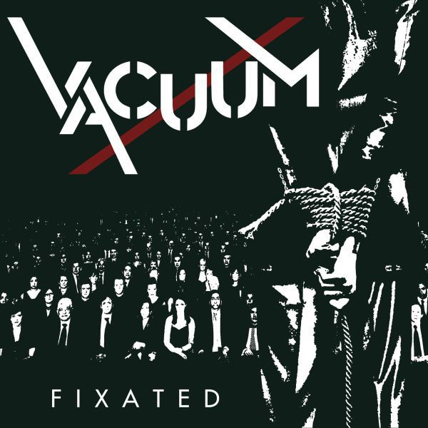 VACUUM, fixated / wrapped in plastic cover