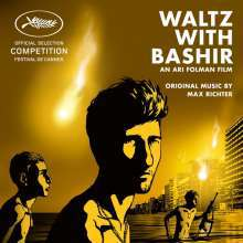 MAX RICHTER, waltz with bashir-o.s.t. cover