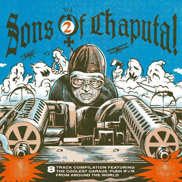 V/A, sons of chaputa vol. 2 cover