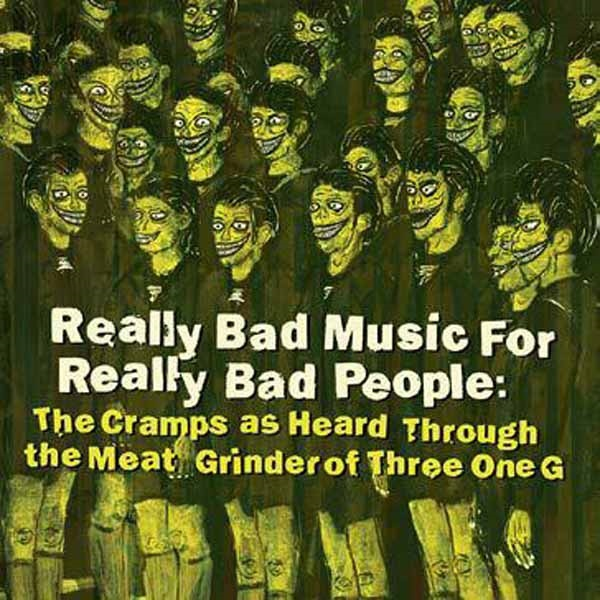 V/A, really bad music for really bad people: cover