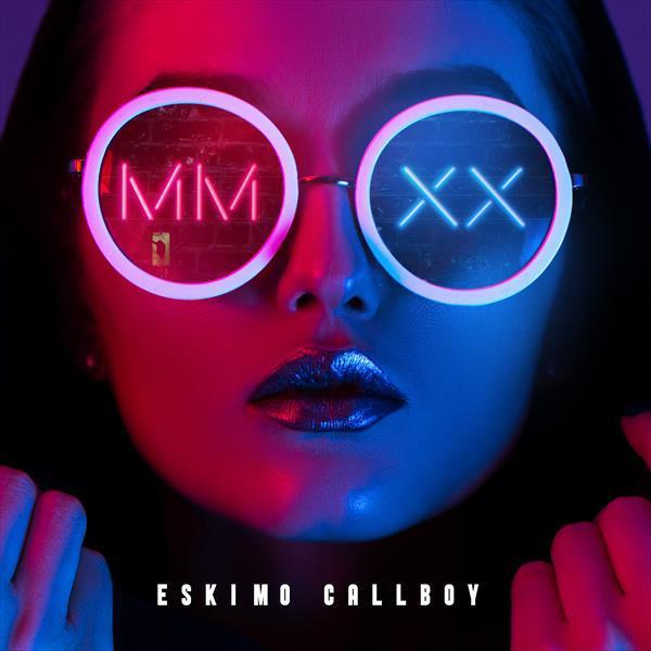 ESKIMO CALLBOY, mmxx cover