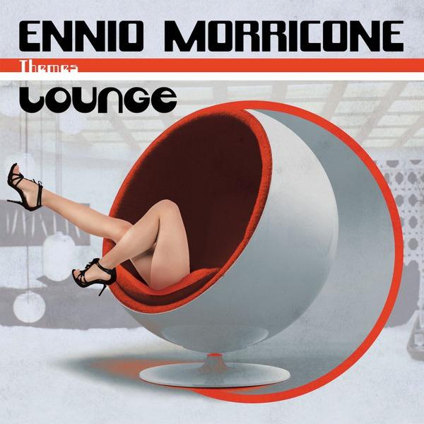 ENNIO MORRICONE, lounge cover