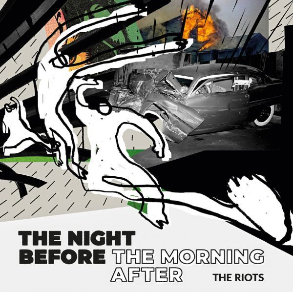 RIOTS (RUS), the night before / the morning after cover