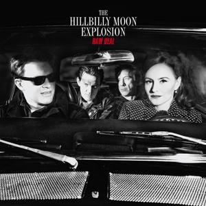 HILLBILLY MOON EXPLOSION, raw deal cover
