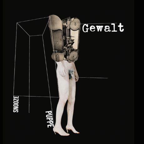 GEWALT, snooze / puppe cover