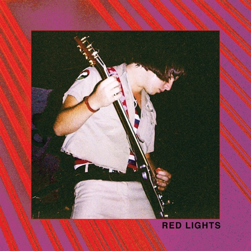 RED LIGHTS, s/t cover