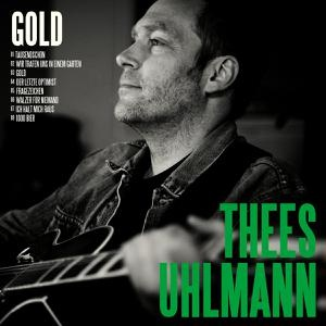 THEES UHLMANN, gold cover