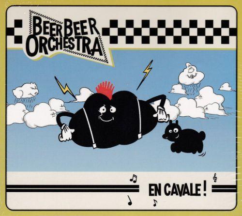 BEER BEER ORCHESTRA, en cavale! cover