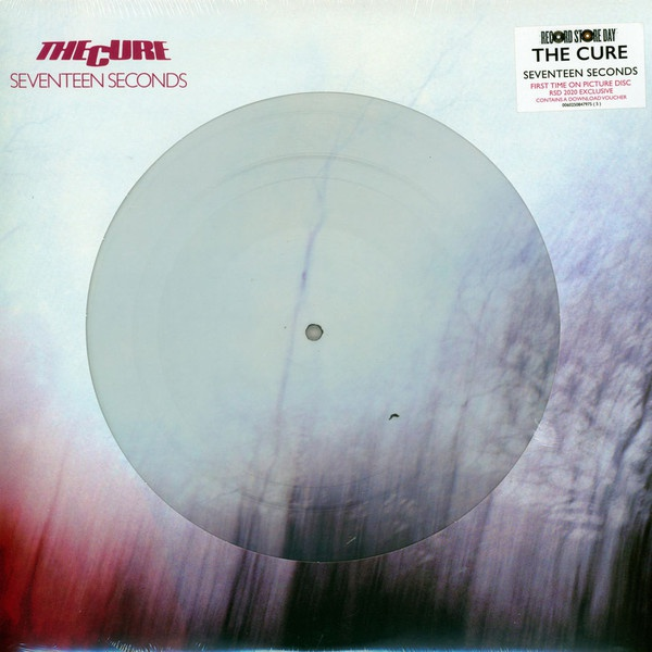 CURE, seventeen seconds (RSD 2020) cover