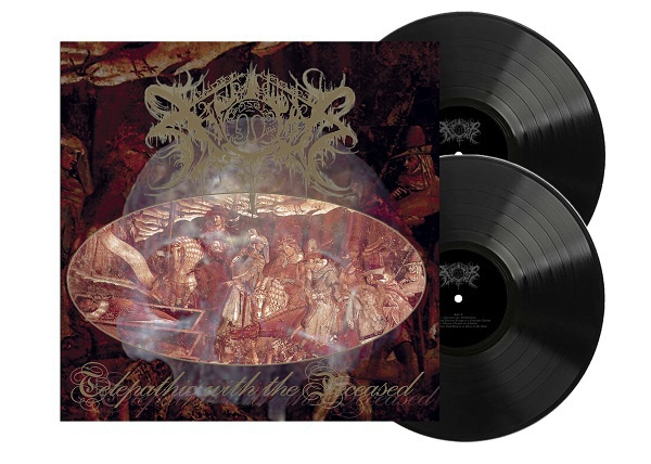 XASTHUR, telepathic with the deceased cover