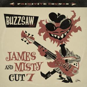 V/A, buzzsaw joint cut 07 cover