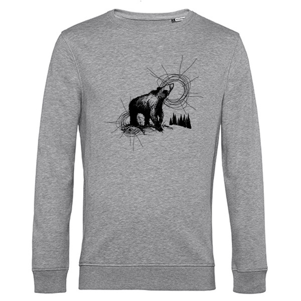 HUMMEL, ursus (sweater), heather grey cover