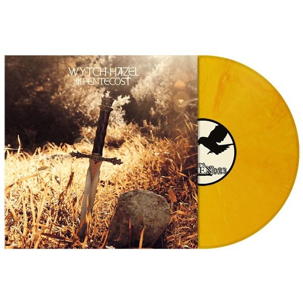 WYTCH HAZEL, III: pentecost cover