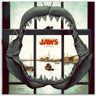 O.S.T. (JOHN WILLIAMS), jaws cover
