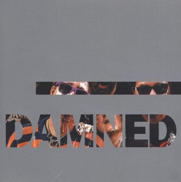 DAMNED / RAZOR SMILEZ, split ep cover