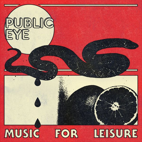 PUBLIC EYE, music for leisure cover