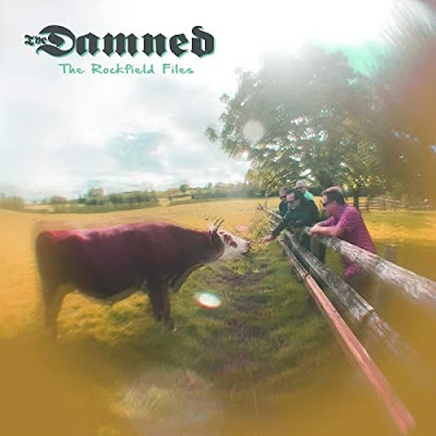 DAMNED, rockfield files cover