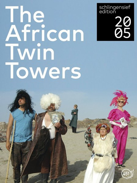 SCHLINGENSIEF, the african twin towers cover