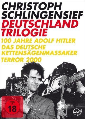 SCHLINGENSIEF, deutschland-trilogie cover