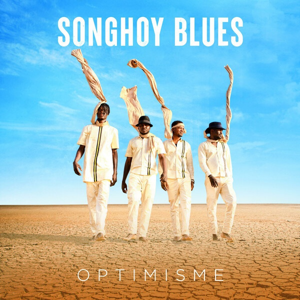 SONGHOY BLUES, optimisme cover