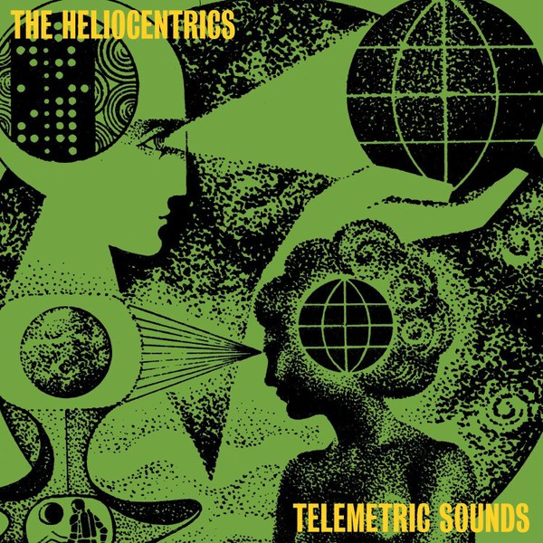 HELIOCENTRICS, telemetric sounds cover