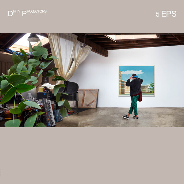 DIRTY PROJECTORS, 5 eps cover