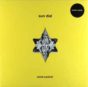 SUN DIAL, mind control (the ultimate edition) cover
