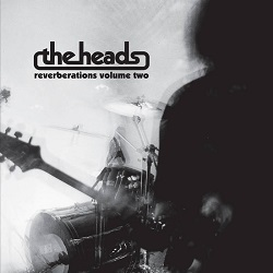 HEADS, reverberations vol. 2 cover