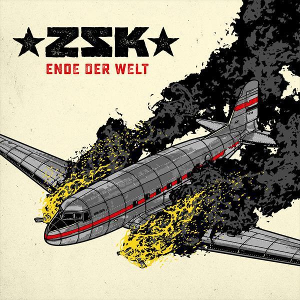 ZSK, ende der welt cover