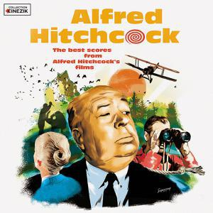 V/A, alfred hitchcock cover