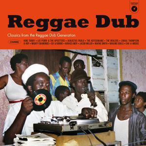 V/A, reggae dub cover