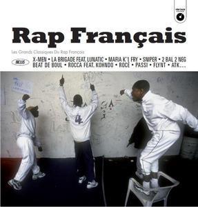 V/A, rap francais cover