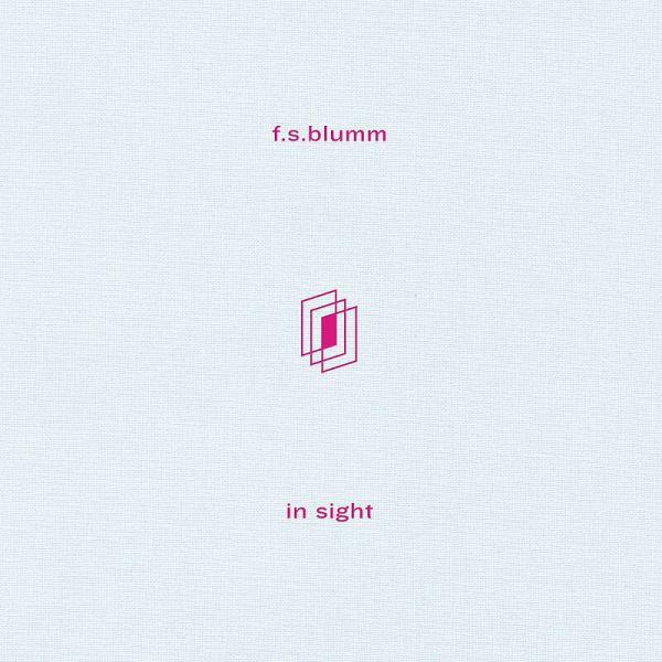 F.S. BLUMM, in sight cover