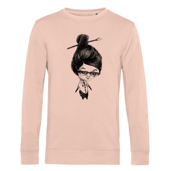 ANNE GRÖN, smartgirl (sweater), soft rose cover