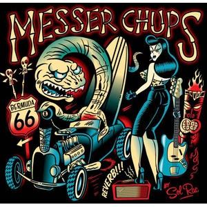 MESSER CHUPS, bermuda 66 cover