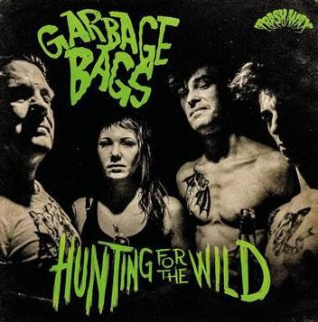 GARBAGE BAGS, hunting for the wild cover
