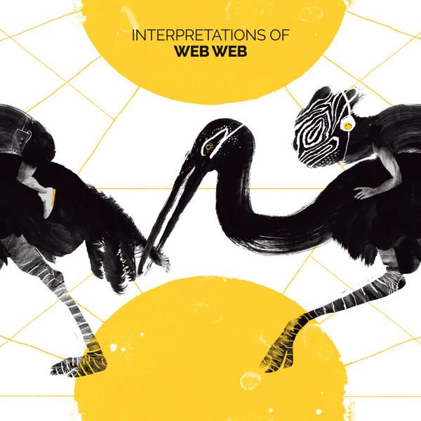 V/A, interpretations of web web cover