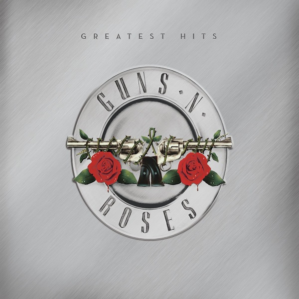 GUNS N´ ROSES, greatest hits cover