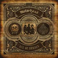 MOTÖRHEAD, ace of spades (40th anniversary deluxe box) cover