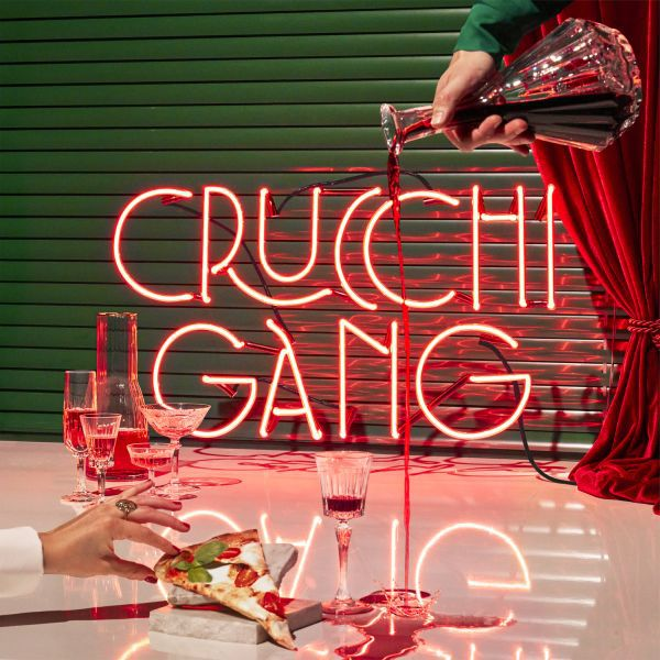 CRUCCHI GANG, s/t cover