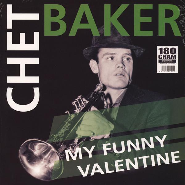 CHET BAKER, my funny valentine cover
