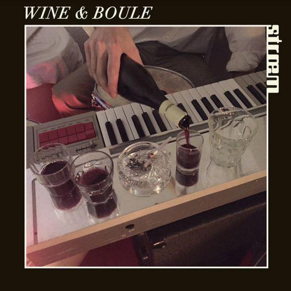 STROEM, wine & boule cover