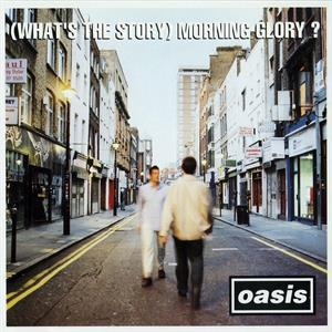 OASIS, (what´s the story) morning glory? (25th anniv.) cover