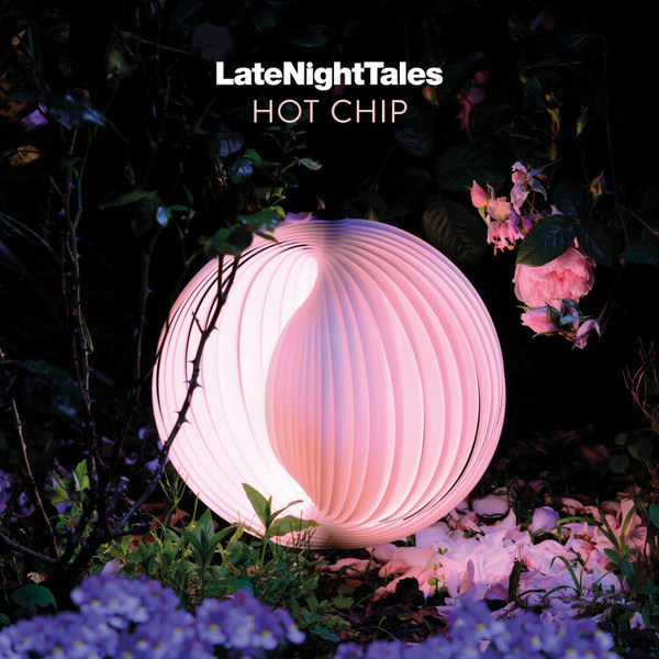 HOT CHIP, late night tales cover