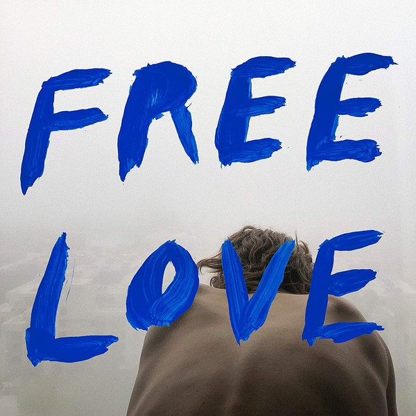 SYLVAN ESSO, free love cover