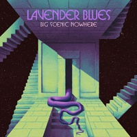 BIG SCENIC NOWHERE, lavender blues cover