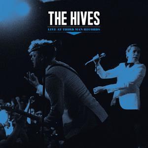 HIVES, live at third man cover
