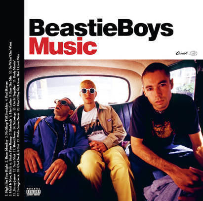 BEASTIE BOYS, music cover