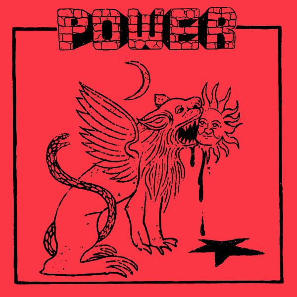 POWER, the fool cover