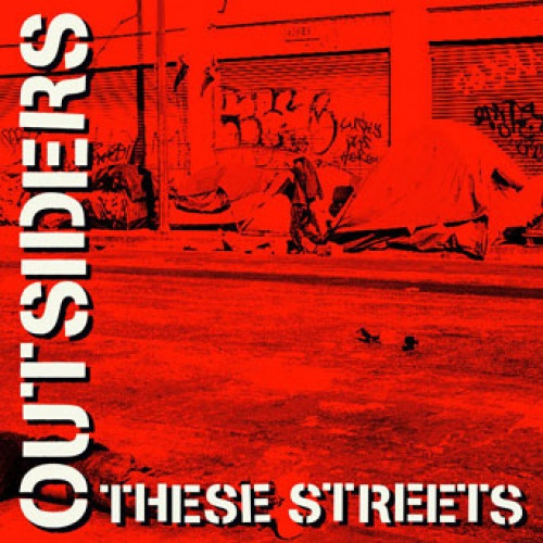 OUTSIDERS, these streets cover